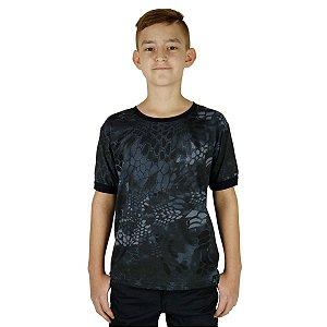 Camiseta Soldier Infantil Typhon Bélica-Promoção