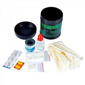 Kit Primeiros Socorros (Pote Individual)