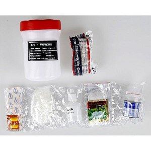 Kit Primeiros Socorros Xtreme (Pote Individual)
