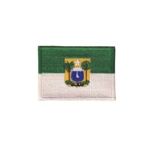 Patch Bordado Bandeira do Rio Grande do Norte RN 1.341.78