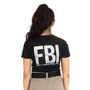 BABY LOOK FEMININA FBI