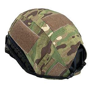 Capa de Capacete Tático Multicam
