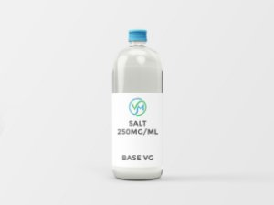 Salt Smooth (VG) 250mg/ml