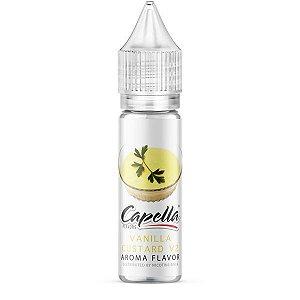 Vanilla Custard V2 (CAP) - 15ml