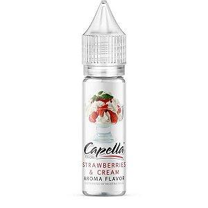 Strawberries & Cream (CAP) - 15ml