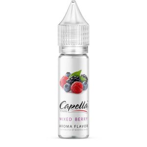 Mixed Berry (CAP) - 15ml