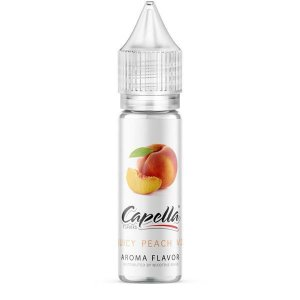 Juicy Peach V2 (CAP) - 15ml