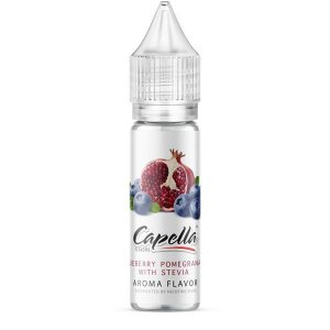 Blueberry Pomegranate with Stevia (CAP) - 15ml
