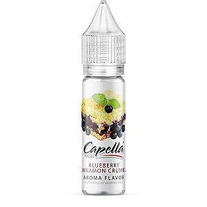 Blueberry Cinnamon Crumble (CAP) - 15ml