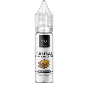 Graham Cracker Clear (TPA) - 15ml