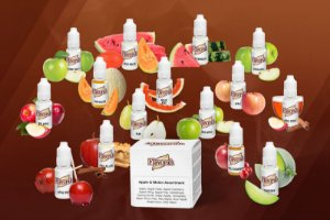 Apple and Melon Assortment (FLV)