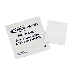 Swab de Álcool (Isopropílico)