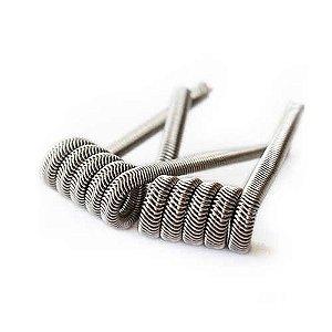 Ninja Coils - Alien (0.3mm*3/0.15mm) - 6 unidades