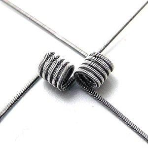 Ninja Coils - Fused MTL (2*30/40) - 6 unidades