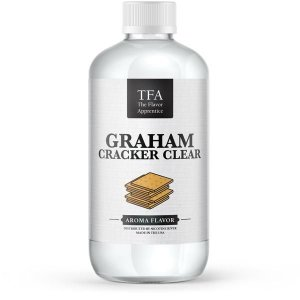 Graham Cracker Clear (TPA) - 10ml