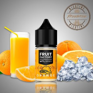 Orange MTL - 30ml