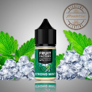 Strong Mint MTL - 30ml