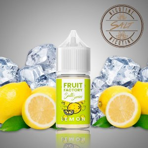 Lemon Salt - 30ml