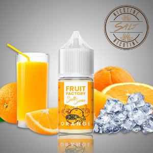 Orange Salt - 30ml