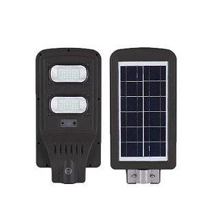 Poste Solar Luminária Solar 40w Para Poste Solar Iluminação