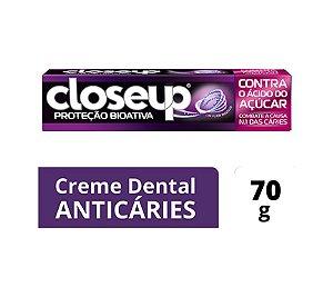 Creme Dental Close Up Proteção Bioativa Contra O Açúcar