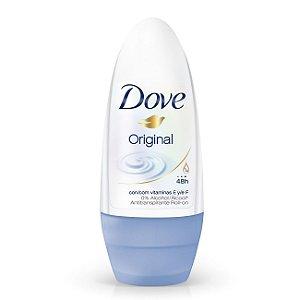 Desodorante Antitranspirante Roll On Dove Original 50ml