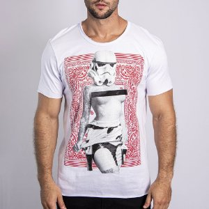 "Camiseta ""Sexy StormTrooper"" - SKULLER"