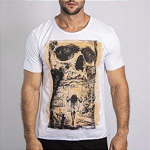 """Camiseta """"O Balanço da Morte"""" - SKULLER"""