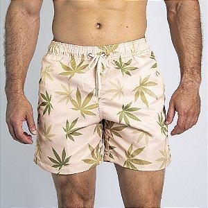 Shorts D'Água Marijuana - SOHO