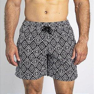 Shorts D'Água Black Diamond - SOHO