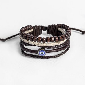 Pulseira Greek Eye - KHS