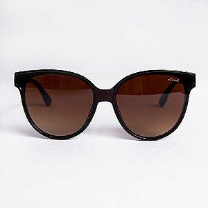 Óculos de Sol Feminino Gatinho Lente Fumê - Sowt