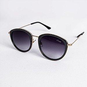 Óculos de Sol Feminino Oval Lente Degradê - Sowt