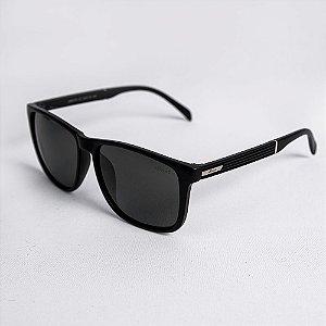 Óculos de Sol Masculino Slim Lente Verde Fumê - Sowt
