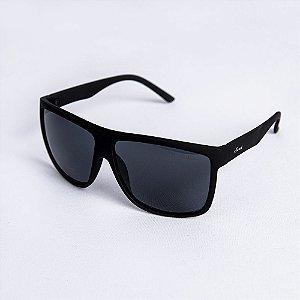 Óculos de Sol Masculino Maxi Lente Fumê - Sowt