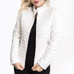 Jaqueta Puffer Snow - Off White