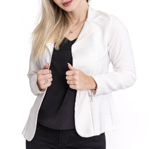 Blazer Elegance Off White