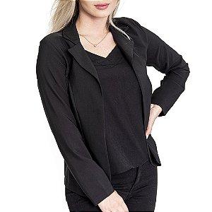 Blazer Elegance Black