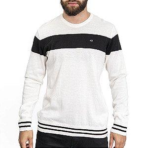 Suéter Armani Line - Branco