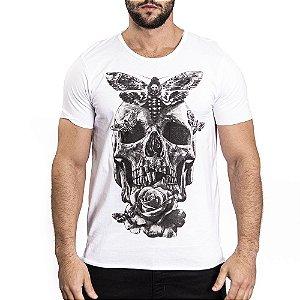 """Camiseta """"Skull Flower"""" - SKULLER"""