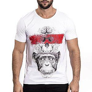 """Camiseta """"Skull Monkey"""" - SKULLER"""