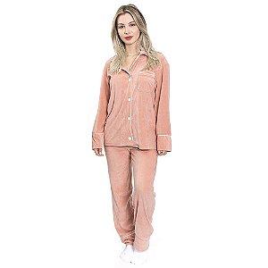 Pijama Camisaria Comfy Hope
