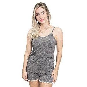 Pijama Soft Grey