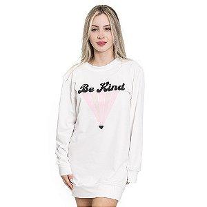 Vestido Be Kind Off White
