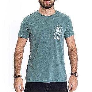 Camiseta Decaf Verde - HillJack
