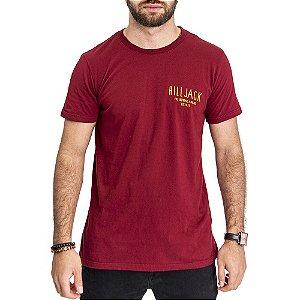 Camiseta Tried to Surf Bordô - HillJack
