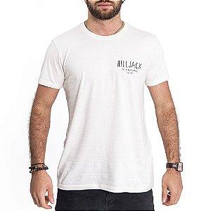 Camiseta Tried to Surf Off White - HillJack