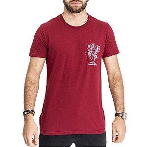 Camiseta Harvest Love Bordô - HillJack