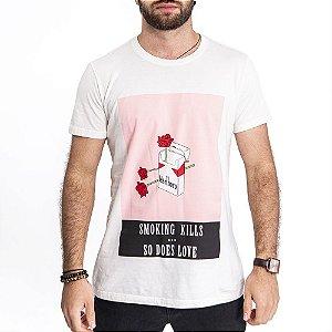 Camiseta Smoking Kills - HillJack