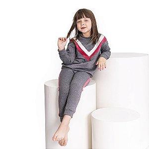 Pijama Infantil Stripes